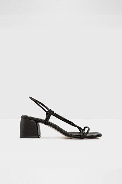 Aldo Kadın Siyah Topuklu Sandalet