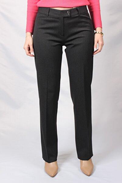 Sude Kadın Füme Pln Klasik Kışlık Pantolon 104-2