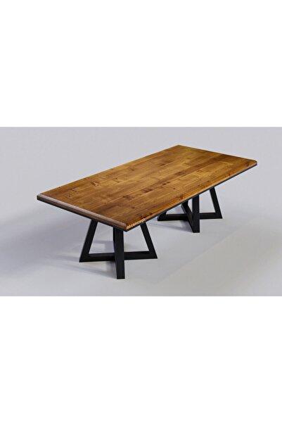 NT Concept Masif Ağaç Toplantı Masası