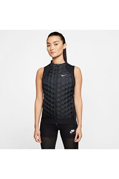 Nike Aeroloft Running Kadın Yelek - Siyah Cz1607-010