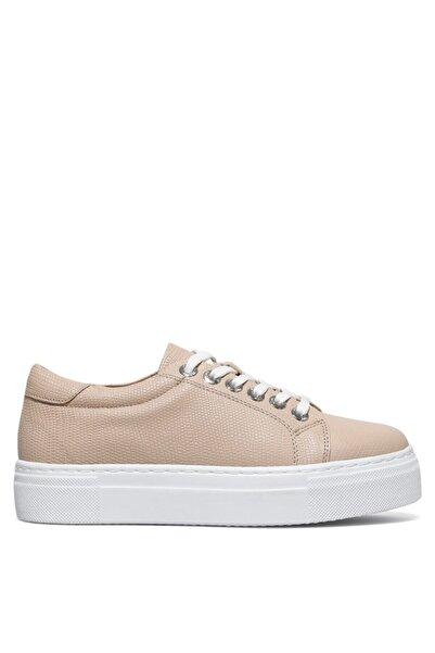 Nine West Kadın Pudra Havuz Taban Sneaker