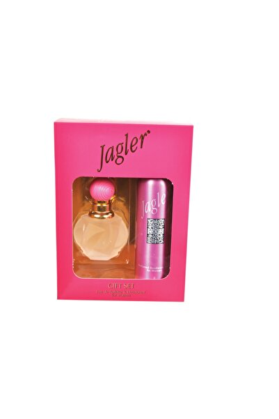 Jagler Edt 60 ml Kadın Parfüm Deoodorant Set
