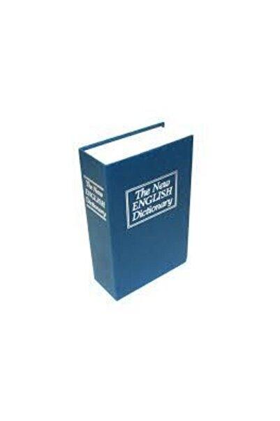 HAMAHA Kitap Şeklinde Gizli Kasa Hırsız Kilitli Sözlük Para Kumbarası