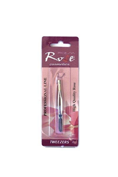 Roesıa Rose Cosmetics Rose Gold Model Çelik Cımbız