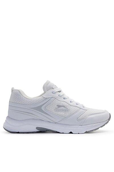 Slazenger Zetel Sneaker Kadın Ayakkabı Beyaz Sa11rk006