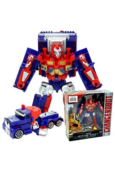 PASİFİK OYUNCAK Kutulu Transformersa Dönüşen Bumblebee