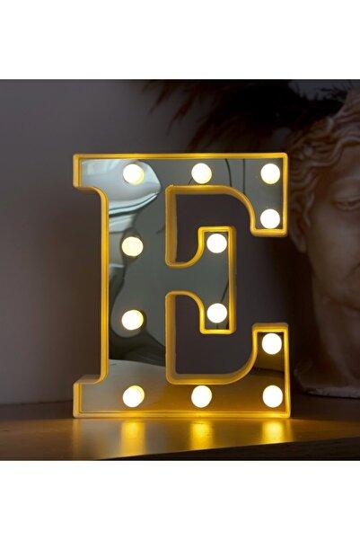 Gift Moda 3d Işıklı Led Harf Dekoratif Aydınlatma