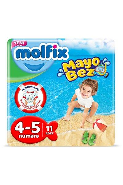 Molfix Mayo Bebek Bezi 4-5 Beden 11 Adet 9-15 Kg