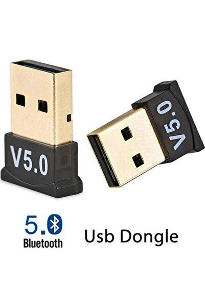 KLASİST Mini V5.0 Usb Bluetooth Dongle 5.0 Bluetooth Adaptör