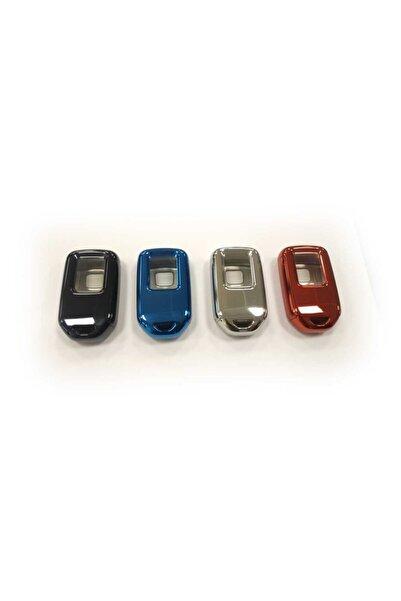 Honda Cıvıc Fc5-fk7 Plastik Anahtar Kılıfı (keyless Go Modeller Içın)