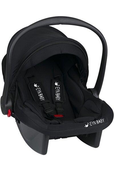 eynbaby Lüx Pedli Bebek Puset Taşıma Bebek Oto Koltuğu Puset, Ana Kucağı Siyah