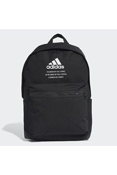 adidas CLAS BP FABRIC Siyah Erkek Sırt Çantası 100669011
