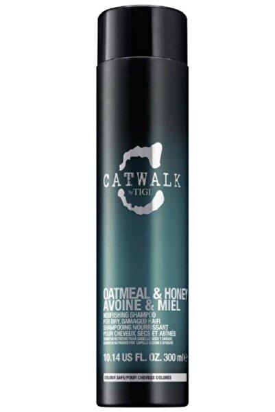 Tigi Bed Head Catwalk Oatmeal & Honey Nourishing Onarıcı Şampuan 300 ml