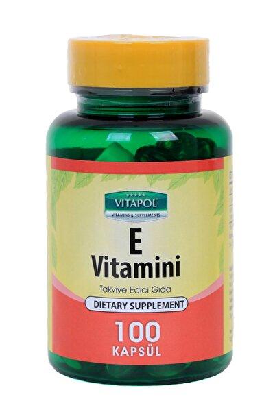 Vitapol Vitamin E 400 Iu 268 mg 100 Kapsül