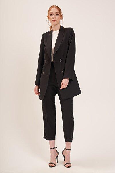 Batik A2107 Klasik Kesim Pantolon Sıyah