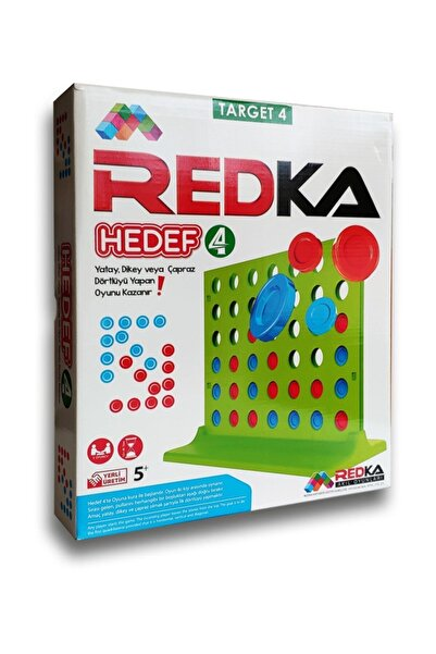 Redka Hedef 4