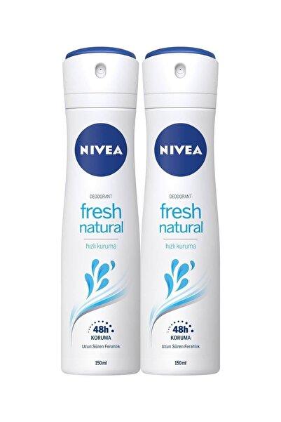 Nivea Fresh Kadın Deodorant 150 ml X 2