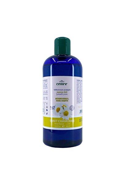 Awe Cemre Saç Tellerini Besler Saçları Ferahlatır ve Uzamaya Yardımcı Olur Papatya Şampuanı 400 ml