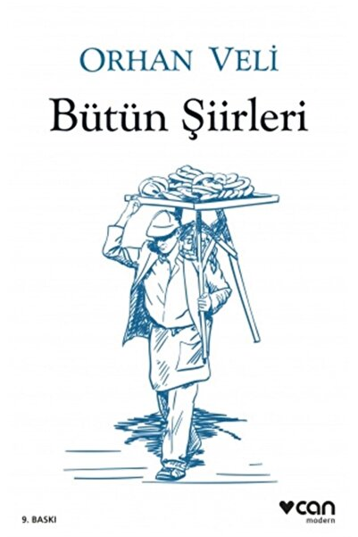 Güzem Can Yayınları Bütün Şiirleri - Orhan Veli Kanık 9789750748806