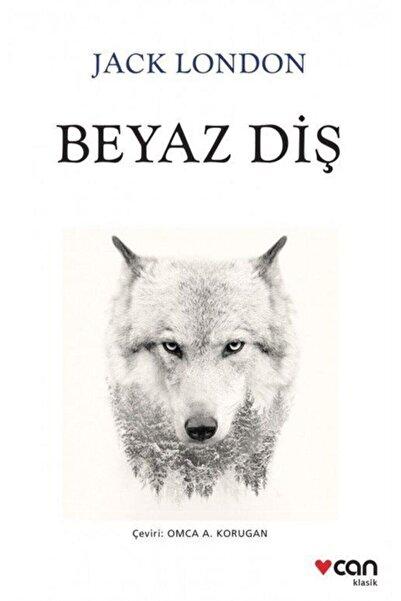 Can Yayınları Beyaz Diş (YENİ BEYAZ KAPAK)