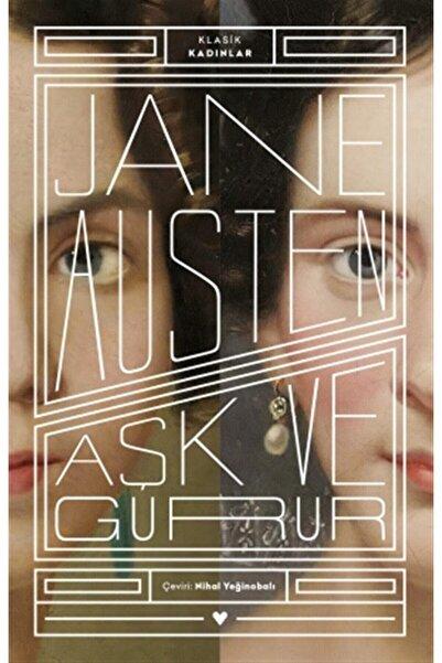 Güzem Can Yayınları Aşk Ve Gurur - Klasik Kadınlar - Jane Austen 9789750738173