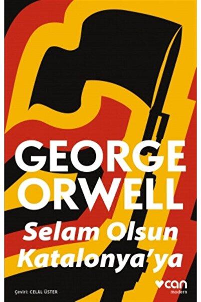 Güzem Can Yayınları Selam Olsun Katalonya'ya - George Orwell 9789750748820