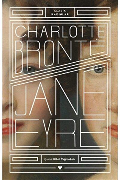 Güzem Can Yayınları Jane Eyre  Klasik Kadınlar  Charlotte Bronte 9789750748974