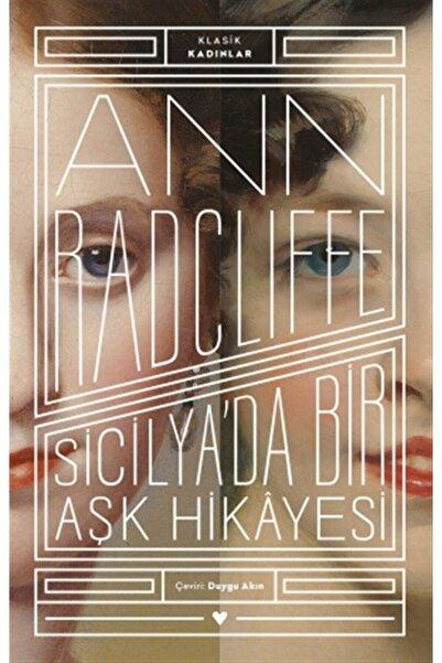 Güzem Can Yayınları Sicilya'da Bir Aşk Hikayesi - Klasik Kadınlar - Ann Radcliffe 9789750742545