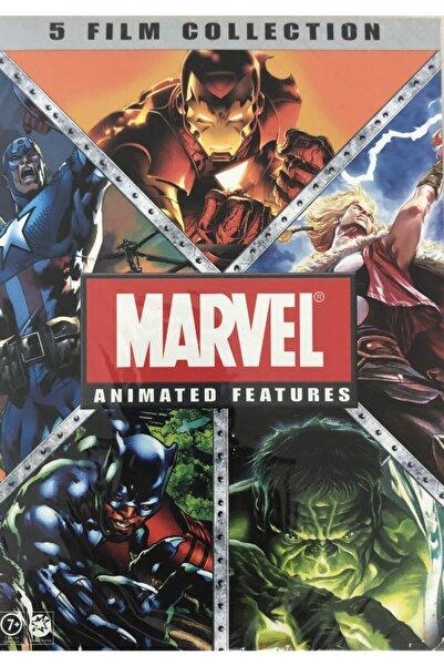 MARVEL Dvd Box Set -5 Film Collection