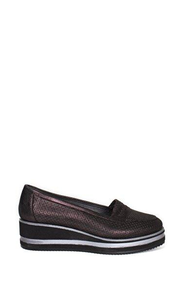 Elile Shoes Hakiki Deri Kadın Ayakkabı