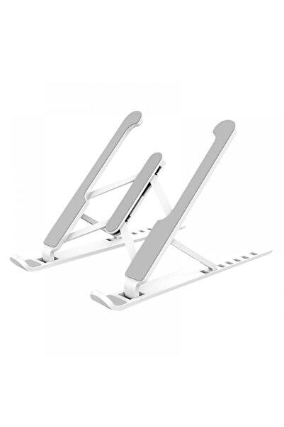 TEKNETSTORE Laptop Standı Matebook / Macbook / Tablet Notebook Tutucu Standlı Ayarlanabilir Ergonomik Altlık
