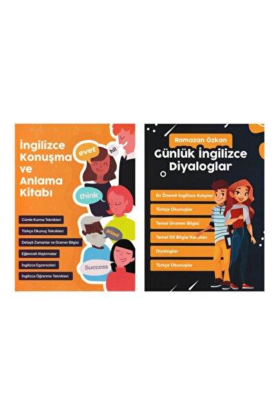 bians Günlük Ingilizce Diyaloglar Ve Ingilizce Konuşma Ve Anlama Kitabı - 2 Kitap - Ramazan Özkan