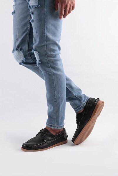Buffalo Erkek Siyah Tımberland Ayakkabı