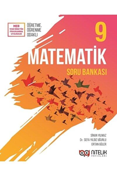 Nitelik Yayınları Nitelik 9.Sınıf Matematik Soru Bankası