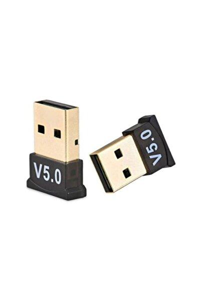 ARABULALACA Mini V5.0 Usb Bluetooth Dongle V5.0 Bluetooth Adaptör Kablosuz Bağlantı Adaptörü