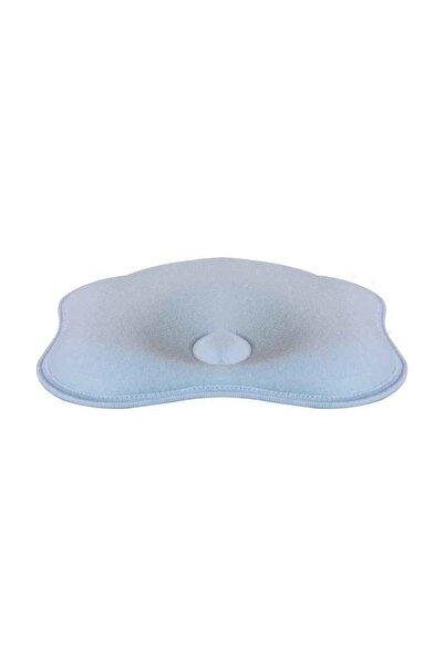 Sevi Bebe Bebek Kafa Şekillendirici Yastık ( Düz Kafa Yastığı) Mavi
