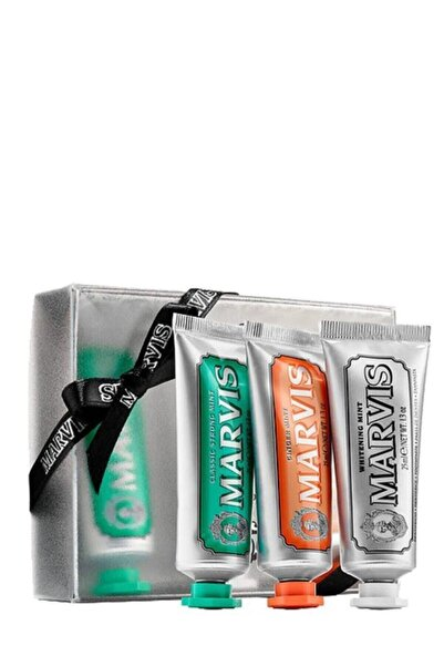 Marvis 3 Flavour Box 3 X 25 ml