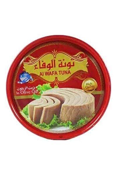 Tuna Al Wafa In Olive Oil ( Zeytin Yağlı Ton Balığı)