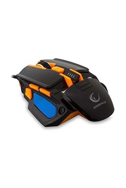 Everest Rampage Siyah Smx-r4 Usb 4000 Dpi Makrolu Oyuncu Mouse