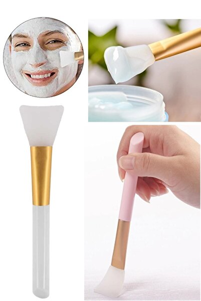 Roesıa Rose Cosmetics Silikon Maske Sürme Spatulası