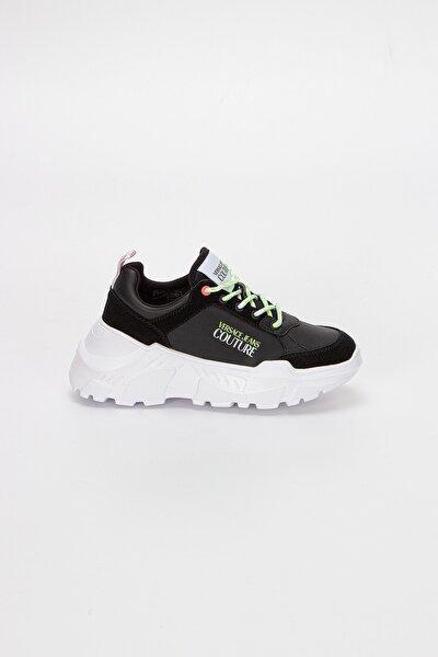 VERSACE JEANS COUTURE Kadın Linea Fondo Spped Dis.31 Sneakers