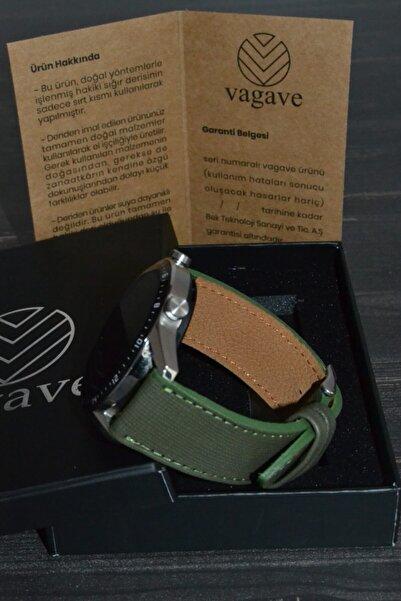 vagave Huawei Watch Deri Kordon Gt / Gt2 / Gt2e / Gt2pro 46mm Deri El Yapımı 9 Farklı Renk
