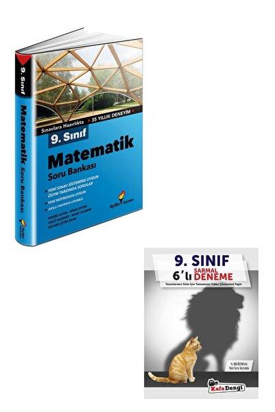 Aydın Yayıncılık Aydın 9.sınıf Matematik Soru Bankası Ve Deneme Seti