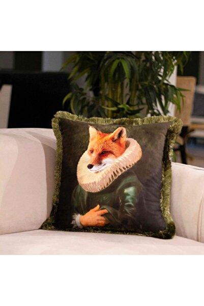 Adawall Mr. Fox Dekoratif Kırlent