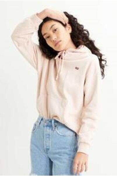 Levi's Kadın Kapüşonlu Sweatshirt 24693-0001-0004
