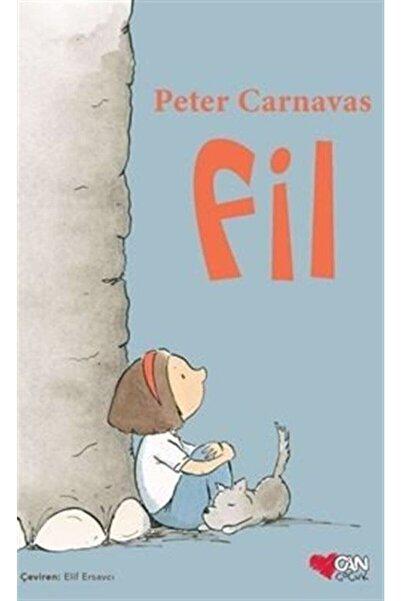 Can Çocuk Yayınları Fil - Peter Carnavas 9789750745553