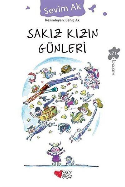 Can Çocuk Yayınları Sakız Kızın Günleri / Sevim Ak /