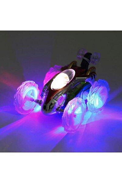 Hopefully Uzaktan Kumandalı Işıklı Takla Atan Akrobat Araba Oyuncak