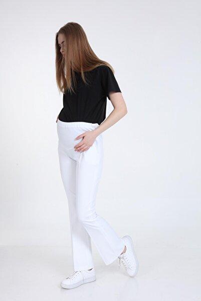 Işşıl 4348-ispanyol Paça Klasik Kumaş Pantolon