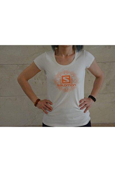 Salomon S20wmedusa-130 Medusa Ss Tee W Kadın T-shirt